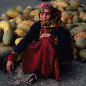 Turkman Woman