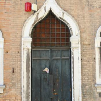 Arabic Styled Arched Window