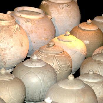 Ceramics from the 10th Century Cirebon wreck find